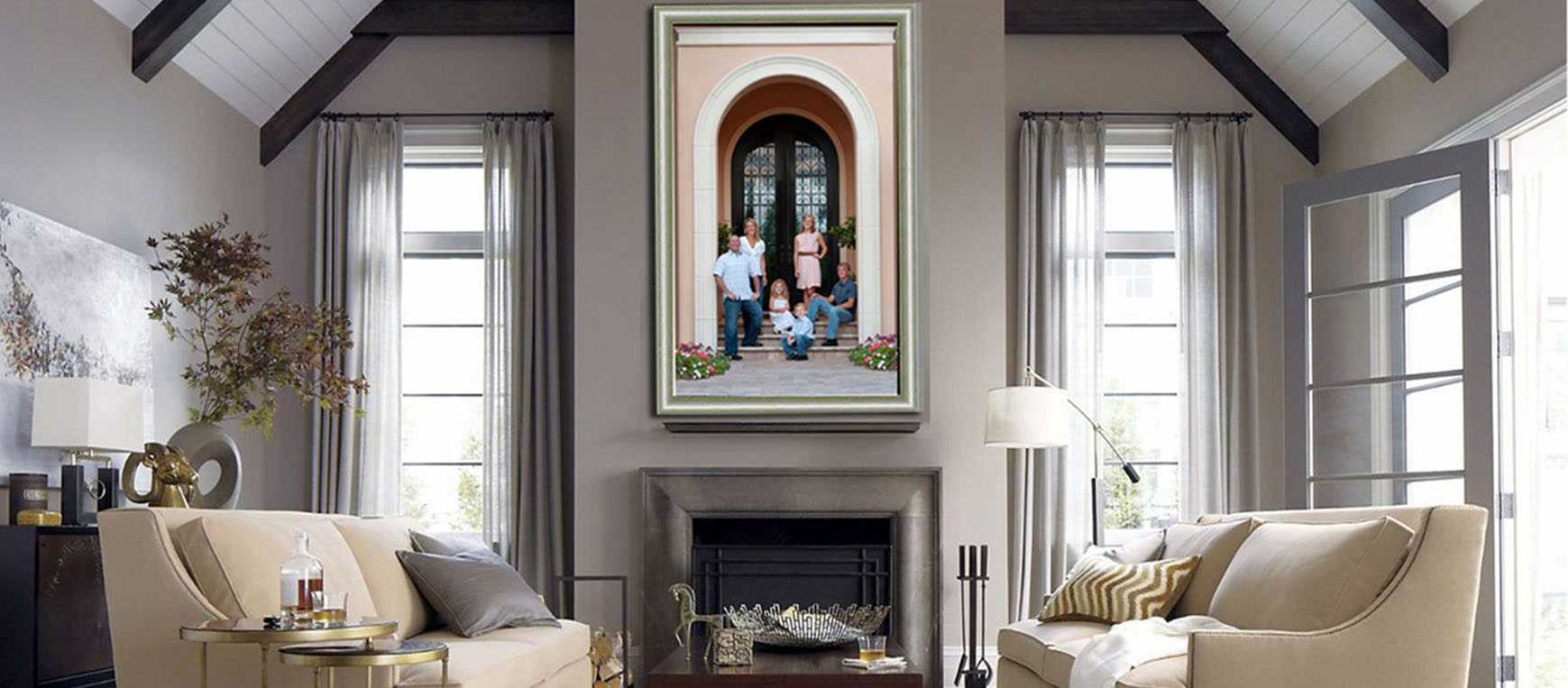 Environmental-Family-Portrait-at-the-home-Cruz-Portrait-Design