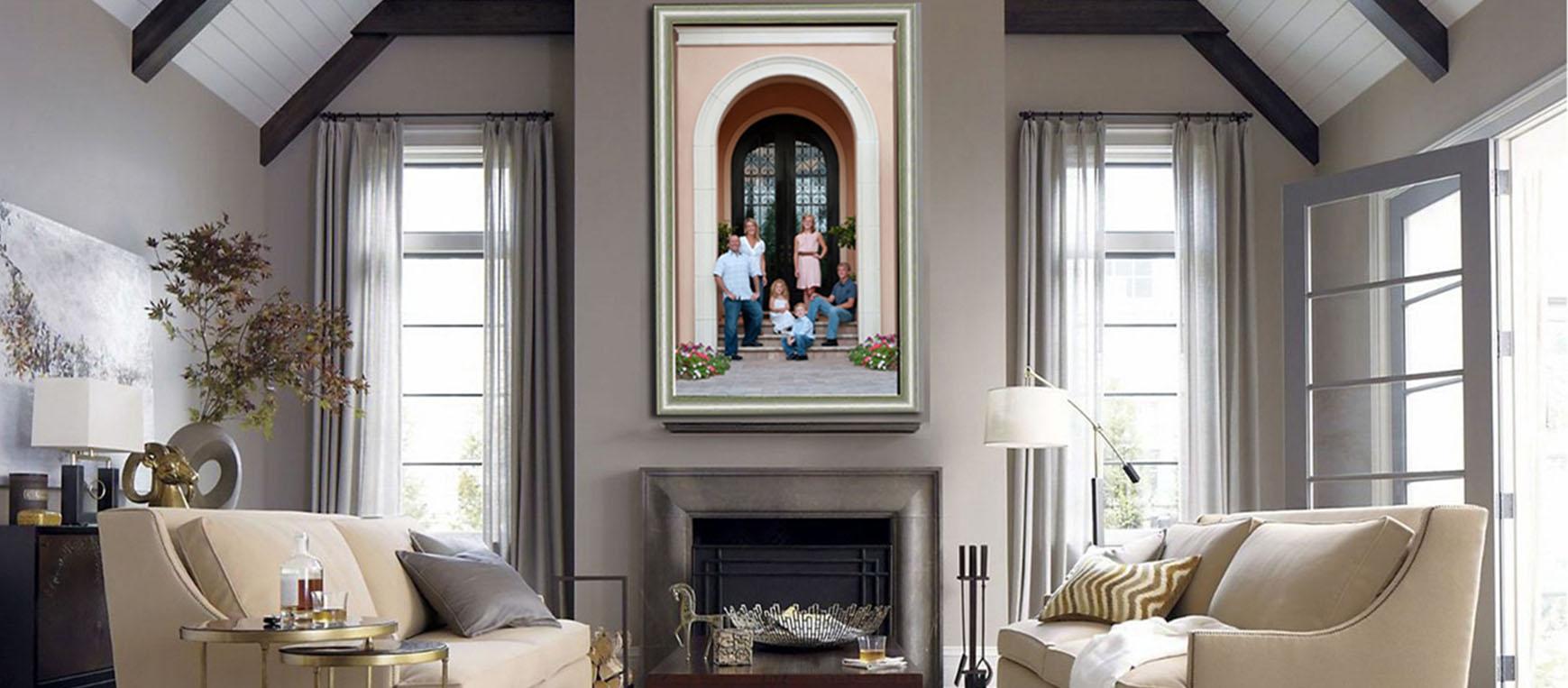 Environmental-Family-Portrait-at-the-home-Cruz-Portrait-Design