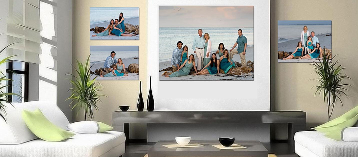 Multi-Generational-Family-Environmental-Portrait-on-the-beach-Cruz-Portrait-Design