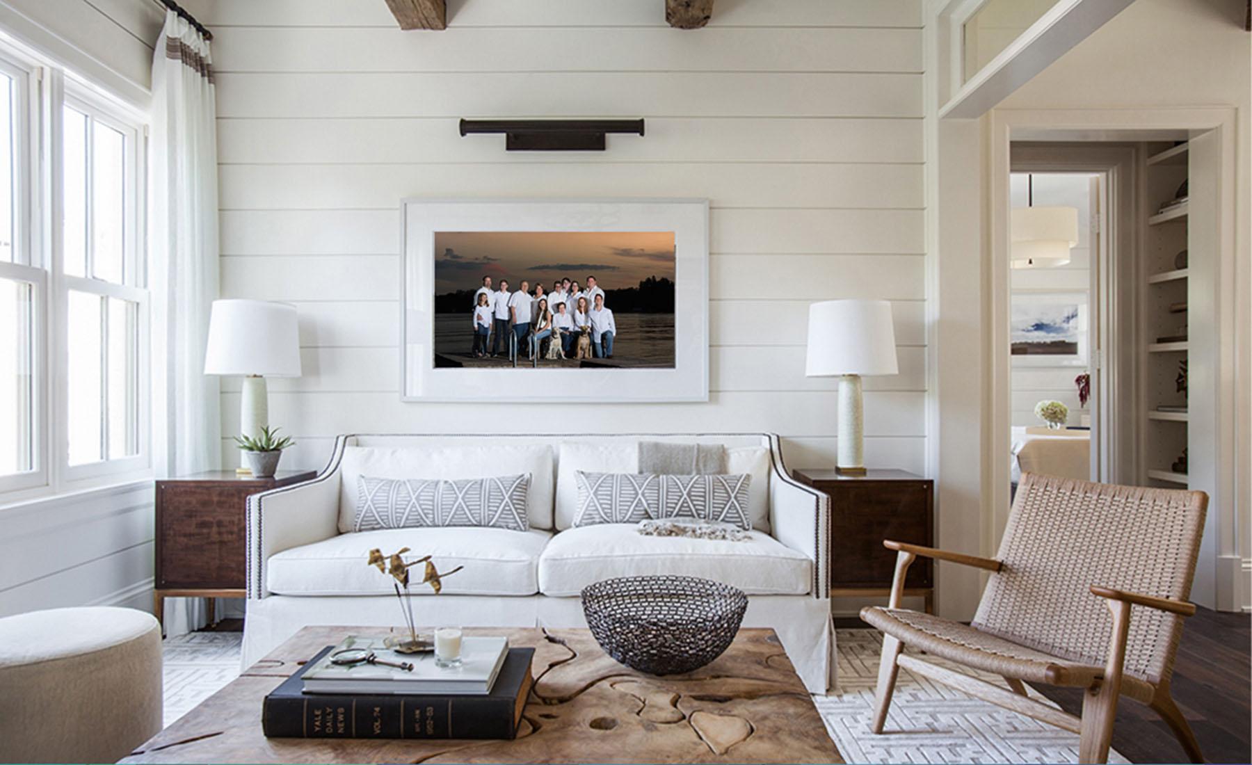 In the Home - Cruz Portrait Design