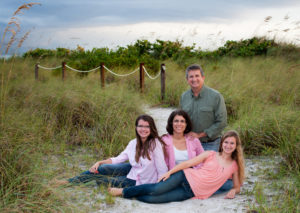 Portrait Style Our Environmental Style portrait studies are created in a location that reflects your family's lifestyle.